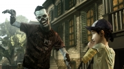 The Walking Dead: The Game: Screenshot aus der fünfteiligen Spielserie