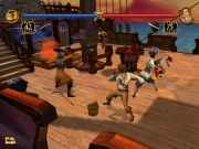 Sid Meier's Pirates!: Screenshot aus der iPad Version