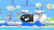 Mario & Sonic bei den Olympischen Spielen: London 2012: Screen aus dem neuesten Olympia-Abenteuer von Mario & Sonic