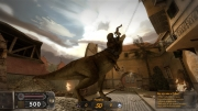 Dino D-Day: Screenshot aus dem Ego-Shooter