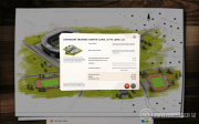Fussball Manager 12: Screenshot aus dem Sportmanager