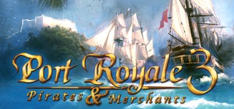 Logo for Port Royale 3