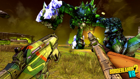 Borderlands 2: Borderlands 2 VR