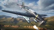 World of Warplanes: Update 1.7