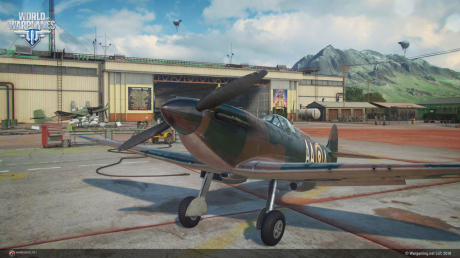 World of Warplanes: Iron Maiden Update