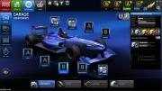 F1 Online: The Game: Bildmaterial zum Management-Teil des Spiels