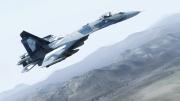 Jane's Advanced Strike Fighters: Screenshot aus der Flugsimulation