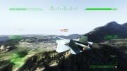 Jane's Advanced Strike Fighters: Screenshot aus der Flug-Simulation