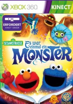 Logo for Sesamstrasse: Es war einmal ein Monster