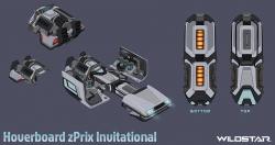 Wildstar: Hoverboard zPrix In-Game-Event