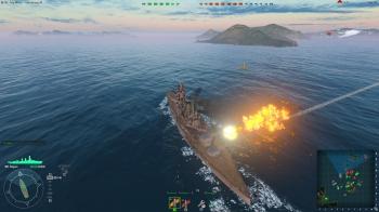 World of Warships - Erste Gamescomeindrücke des Titels beim Wargaming Pressestand
