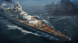 World of Warships - Morgen folgt die Tirpitz in den Premium-Shop