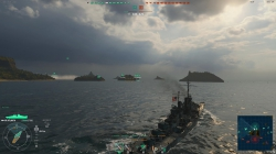 World of Warships - Alles klarmachen zum Seegefecht! - Titel im Test