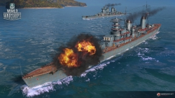 World of Warships - Sowjetische Kreuzer in World of Warships gesichtet