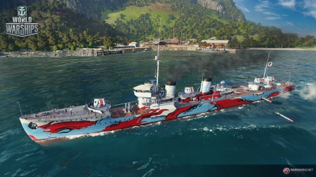 World of Warships: Kampf der Elemente Event