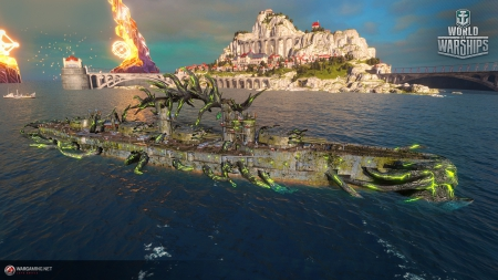 World of Warships: Halloween-Event