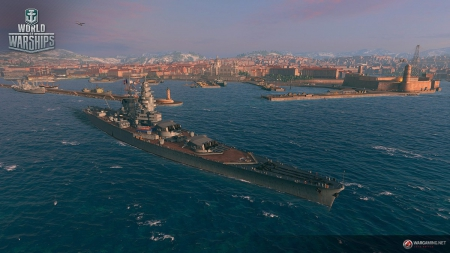 World of Warships - Öffentlicher Test zu Update 0.7.1 startet morgen