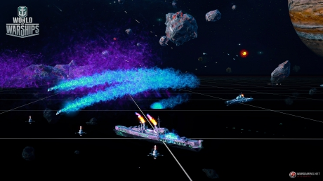 World of Warships: World of Warships - Space Battles