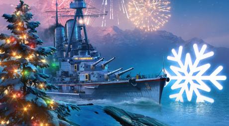 World of Warships - Massig Schiffe, Missionen und mehr für den Titel im New Year's Update
