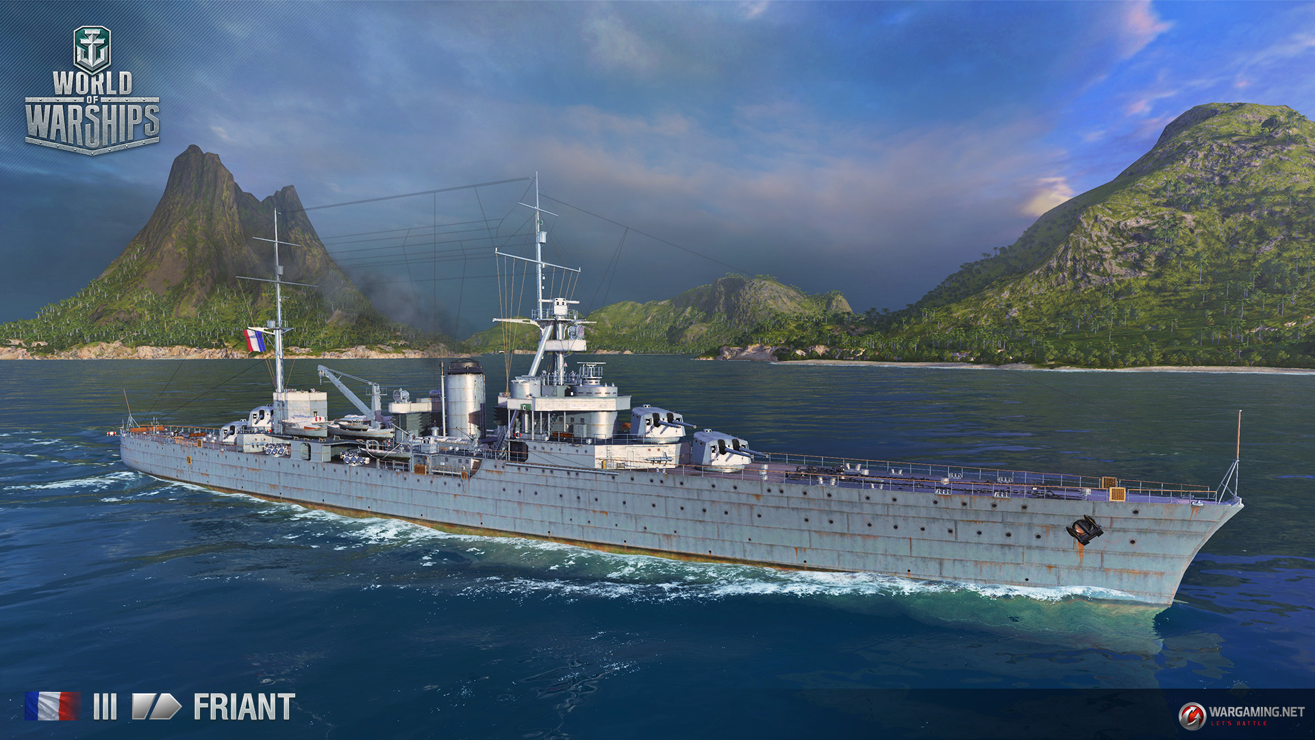 World of Warships: Die französische Marine