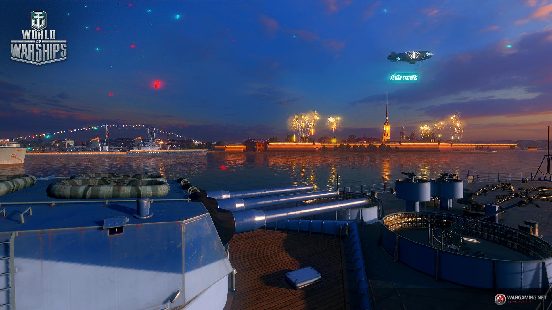 World of Warships: Wargaming feiern zweijährigen Geburtstag von WoWs
