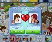 The Sims Social: Screenshot aus dem Facebook-Spiel