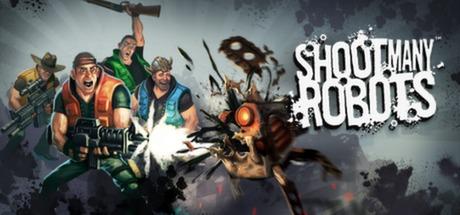 Logo for Shoot Many Robots