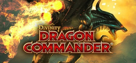 Logo for Divinity: Dragon Commander