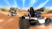 Dreamworks Superstar Kartz: Screenshot aus dem DreamWorks Funracer