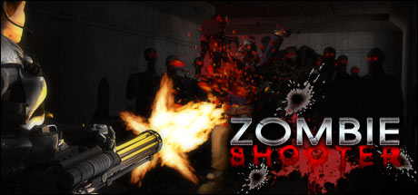 Logo for Zombie Shooter