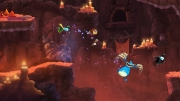 Rayman Origins: Screenshot aus dem Jump&Run Titel