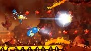 Rayman Origins: Screenshot aus dem Jump&Run Titel