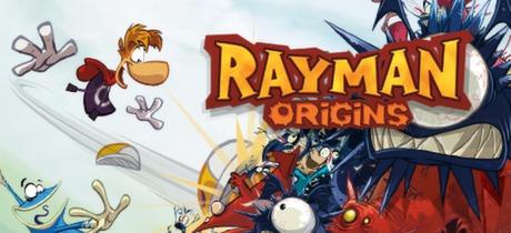 Logo for Rayman Origins