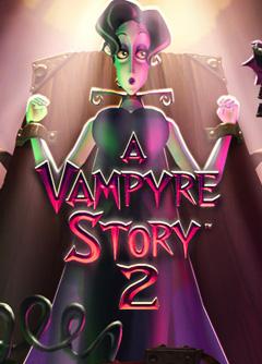 Logo for A Vampyre Story 2: A Bats Tale