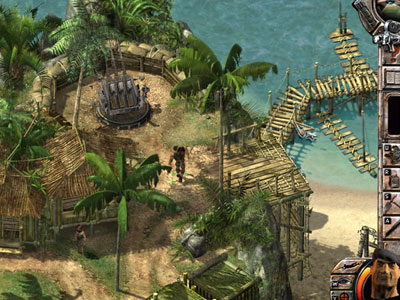 Commandos: Anniversary Edition: Screenshot aus Commandos 2: Men of Courage