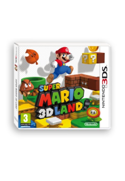 Logo for Super Mario 3D Land