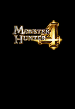 Logo for Monster Hunter 4