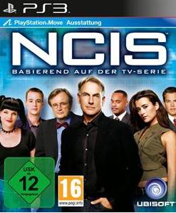 Logo for NCIS