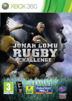 Logo for Jonah Lomu Rugby Challenge