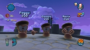 Worms: Ultimate Mayhem: Screenshot aus der Neuauflage von Worms 3D und Worms 4: Mayhem