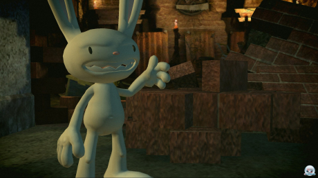 Sam & Max 3: Im Theater des Teufels: Screen zum Spiel  Sam & Max 3: Im Theater des Teufels.