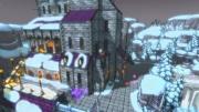 Dungeon Defenders: Screen zum Tower Defense Action RPG.