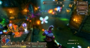 Dungeon Defenders: Screen zum Tower Defense Action RPG.