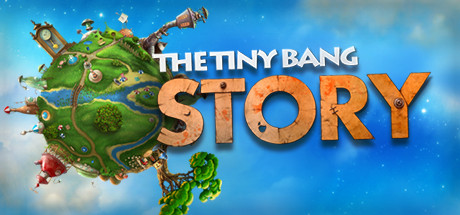Logo for The Tiny Bang Story