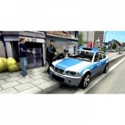 Polizei: Screen zur Simulation.