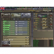 Hearts of Iron 3: For the Motherland: Screen aus dem Addon.