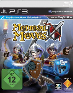 Medievil Moves: Dead Man's Quest