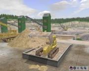 Bagger-Simulator: Screenshot - Bagger-Simulator 2008