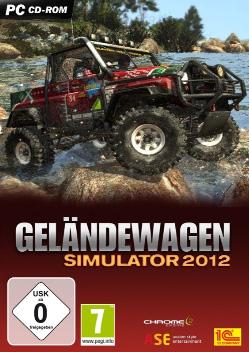 Geländewagen-Simulator 2012