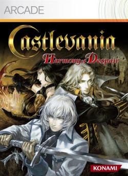 Logo for Castlevania: Harmony of Despair